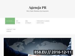 Miniaturka domeny agencja-pr.net