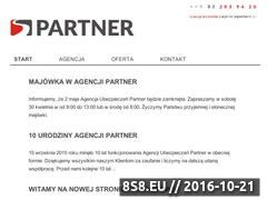 Miniaturka domeny agencjapartner.pl