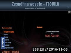 Miniaturka domeny agencjatequila.pl