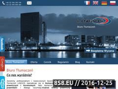 Miniaturka domeny agencjatlumaczen.com