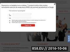 Miniaturka domeny agencjawhiteseo.pl