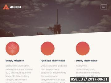 Zrzut strony Sklepy internetowe Bielsko