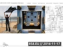 Miniaturka domeny www.agnieszka-trzaska.waw.pl