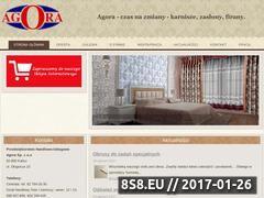 Miniaturka domeny agora-firany.eu