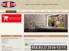 Miniaturka domeny agora-firany.pl