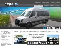 Miniaturka domeny agpo.com.pl