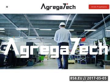 Zrzut strony Odśnieżarki - Agregatech