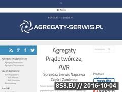 Miniaturka domeny agregaty-serwis.pl