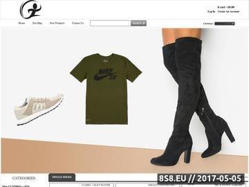 Zrzut strony Budowa Stron www Warszawa
