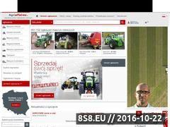 Miniaturka domeny www.agriaffaires.pl