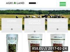 Miniaturka domeny www.agriland.pl