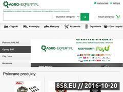 Miniaturka domeny www.agro-expert.pl
