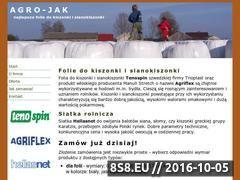 Miniaturka domeny www.agro-jak.pl