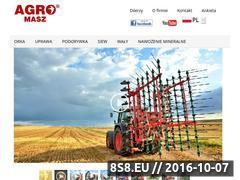 Miniaturka domeny www.agro-masz.eu