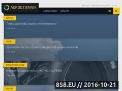 Miniaturka domeny www.agrodziennik.pl