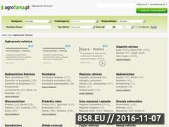 Miniaturka domeny www.agrofama.pl
