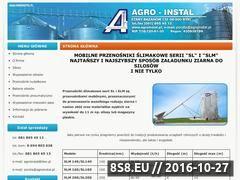 Miniaturka domeny www.agroinstal.pl