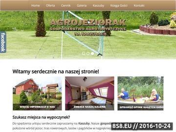 Zrzut strony Noclegi w gospodarstwie agroturystycznym