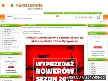 Zrzut strony Agroserwis maszyny i urządzenia