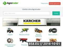 Miniaturka domeny www.agrotrader.pl