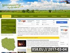 Miniaturka domeny agroturystyczny24.pl