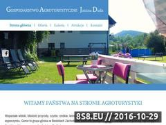 Miniaturka domeny www.agroturystyka.malopolska.pl