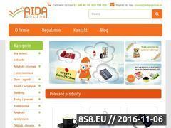 Miniaturka domeny www.aida-online.pl