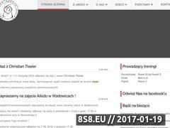 Miniaturka domeny www.aikido.pl