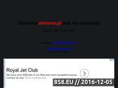 Miniaturka domeny www.airnova.pl