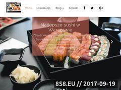 Miniaturka domeny aisushi.pl