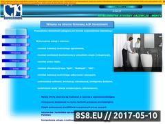Miniaturka domeny ajk-investment.pl