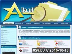 Miniaturka domeny ajla.pl