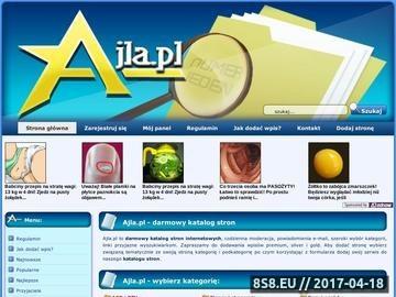 Zrzut strony Darmowy katalog stron