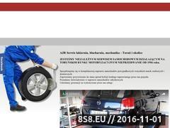 Miniaturka domeny ajrserwis.pl