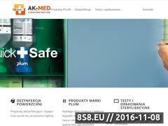 Miniaturka domeny ak-med.pl