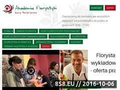 Miniaturka domeny akademiaflorystyki.pl