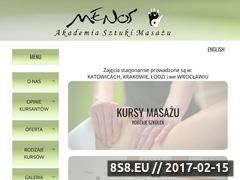 Miniaturka domeny akademiamasazu.pl