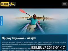 Miniaturka domeny akajak.pl
