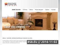 Miniaturka domeny akme-poznan.pl