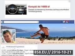 Miniaturka domeny www.aksjomat.cba.pl