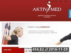 Miniaturka domeny aktiv-med.pl