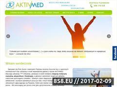 Miniaturka domeny www.aktivmed.pl