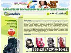 Miniaturka domeny www.akvatoris.pl