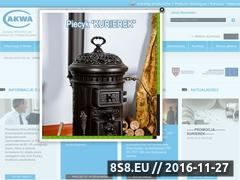 Miniaturka domeny www.akwa.com.pl