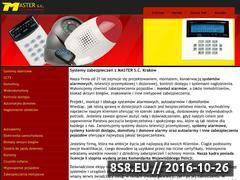 Miniaturka domeny www.alarm.biz.pl