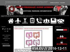 Miniaturka domeny albertkosmider.blogspot.com