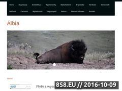 Miniaturka domeny albia.pl