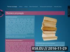Miniaturka domeny albicja.com.pl