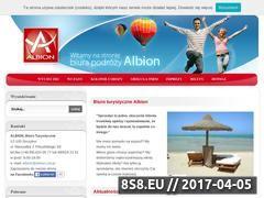 Miniaturka domeny www.albion.net.pl
