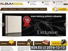 Miniaturka domeny albumstyl.pl